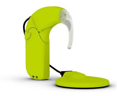听音乐的人工耳蜗科技让耳聋孩子开口唱歌